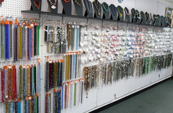 Left Bead Wall